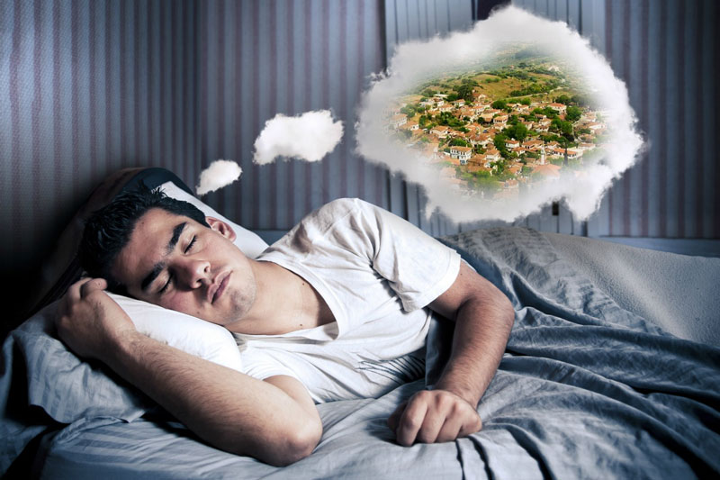 تعبیر خواب آبادانی