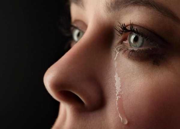 گریه کردن