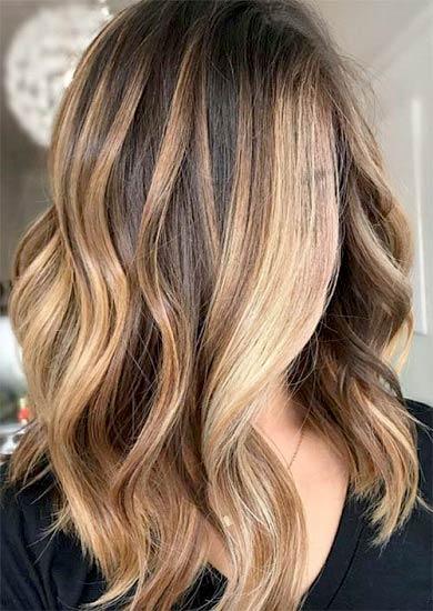 رنگ مو بالیاژ
