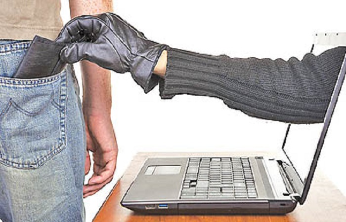 کلاهبرداریهای اینترنتی