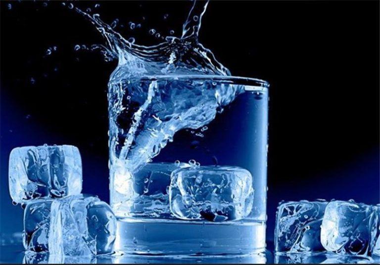 مضرات آب یخ