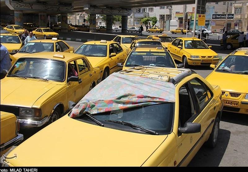 برقی کردن تاکسیهای تهران