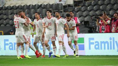 دیدار تیمهای ایران و یمن
