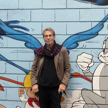 کاریکاتوریست ایرانی