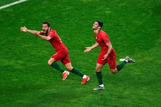 پرتغال قهرمان لیگ