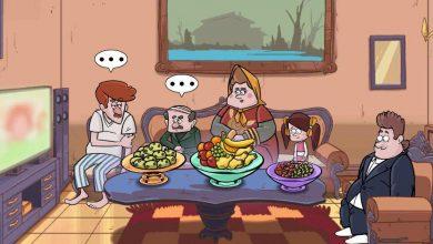 حرف مفت در مهمانی ها