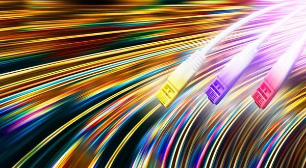 سرعت اینترنت 100 برابر