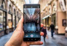 تجربه عکاسی با موبایل