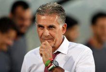 سرمربی تیم ملی فوتبال ایران