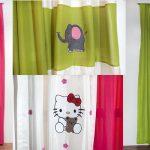 پیشنهاداتی برای پرده های اتاق کودکان