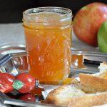 اصول تهیه مربای سیب در منزل