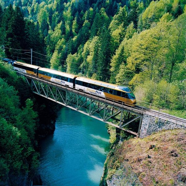 مسیرهای قطار رویایی