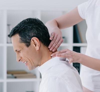 رهایی از گردن درد